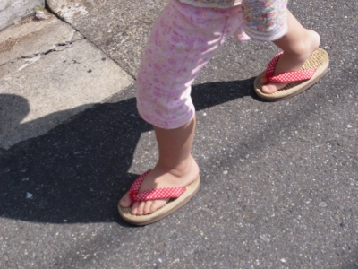 足指のチカラ2