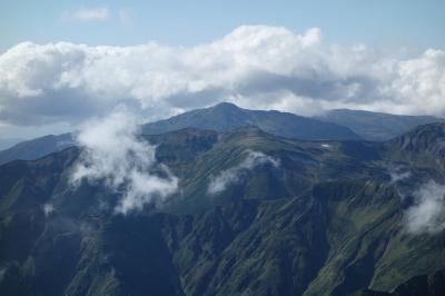 102 笠ヶ岳